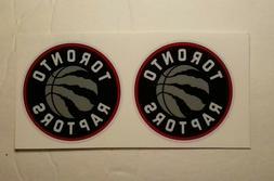 TORONTO RAPTORS  DIY Stickers Decals GREAT for YETI