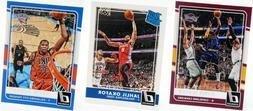 2015-16 Donruss Base Set Singles NBA Basketball Trading Spor