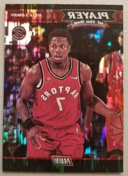 2017-18 Panini Player Of The Day Kyle Lowry Wind Chimes