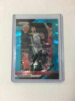 2018 19 prizm basketball danny green blue