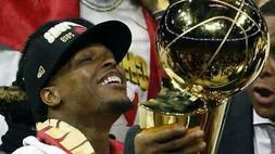 2019 NBA CHAMPIONS TORONTO RAPTORS LOCKER ROOM CAP Snapback