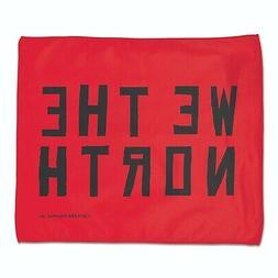 2019 NBA Playoffs Toronto Raptors Rally Towel 15x18 We the N