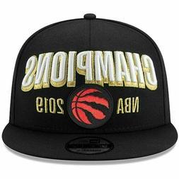 2019 Toronto Raptors New Era NBA 9Fifty Champions Locker Roo