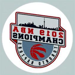 GOLF / 2019 Toronto Raptors NBA Championship Logo Golf Ball