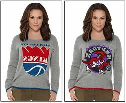Touch by Alyssa Milano All Laced Up Sweater, Sacramento King