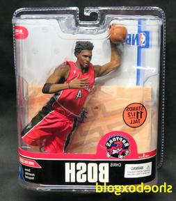 CHRIS BOSH, Toronto Raptors, Series 13 McFarlane Figure, New