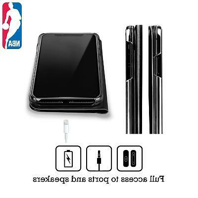 NBA BLACK MIRROR CASE FOR iPHONE