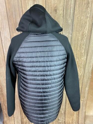 Hooded Up Winter Coat Size Large