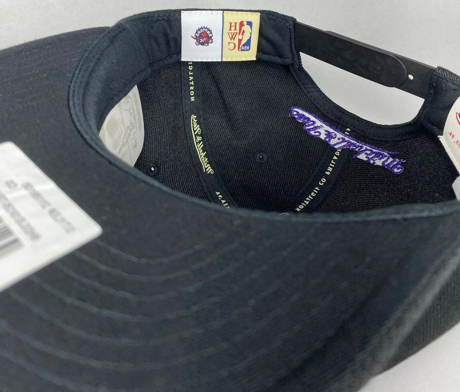 Mitchell Toronto Team Logo Snapback Hat, New