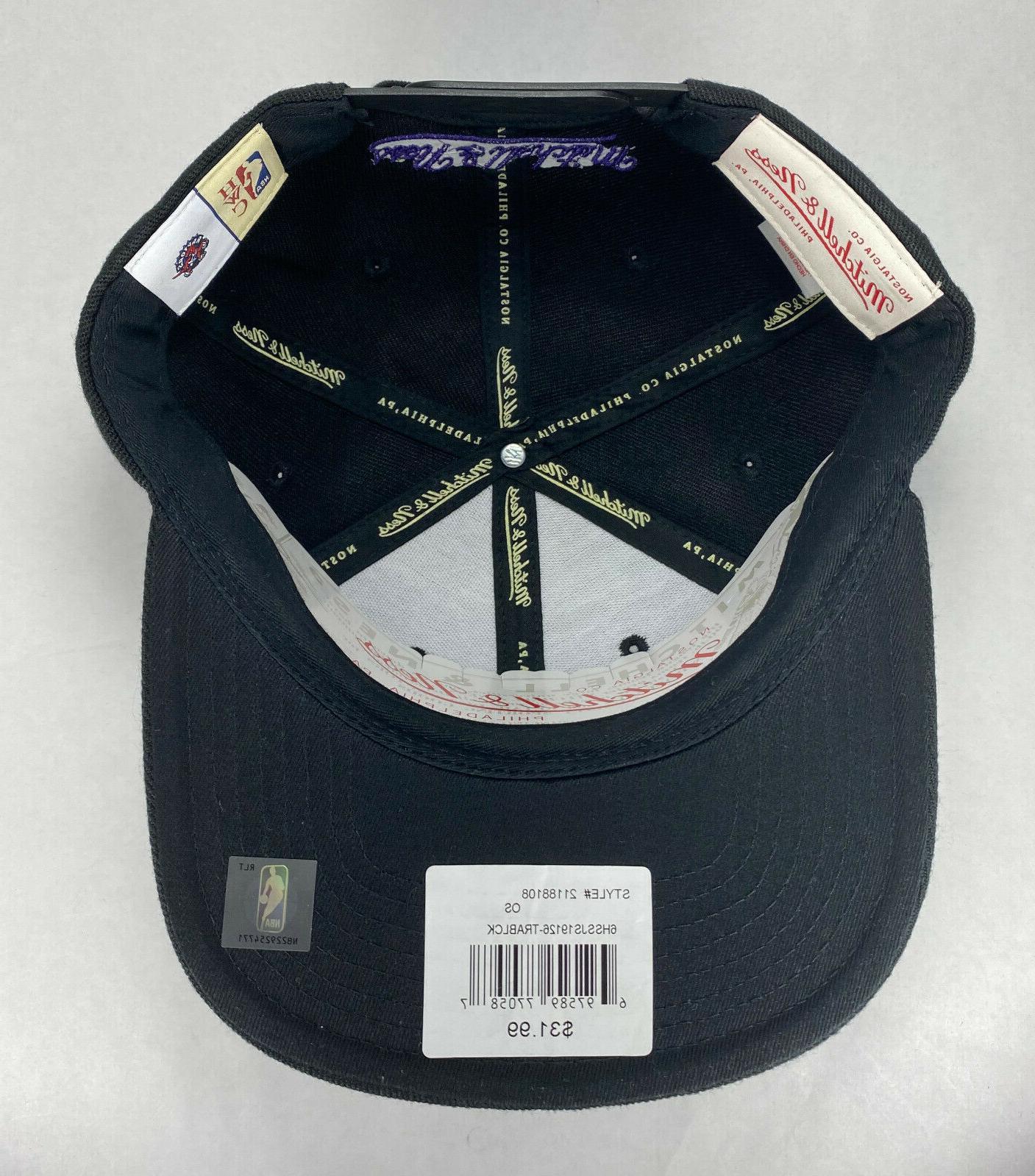 Mitchell and Ness Toronto Team Logo Hat, New