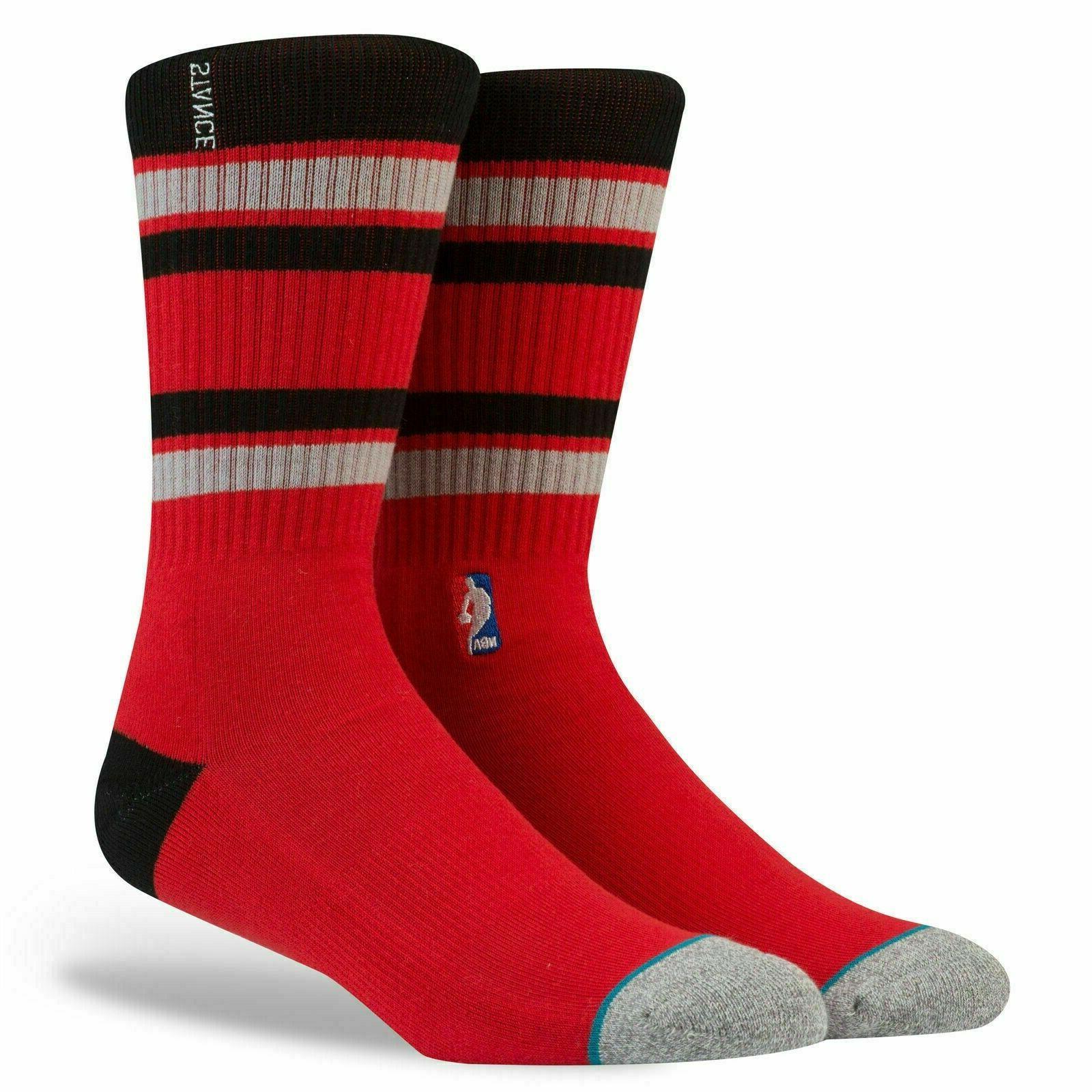 nba toronto raptors arena socks sz large