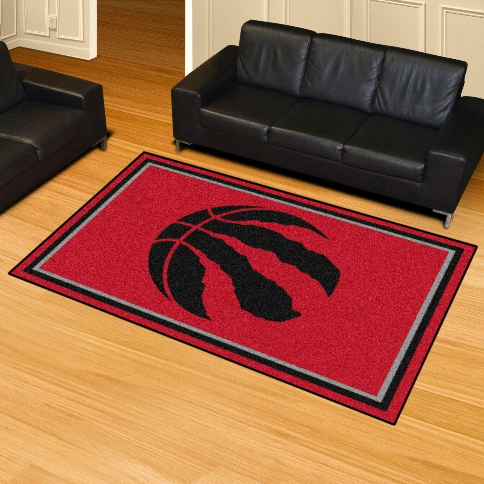 NBA Toronto Raptors 5' x 8' - Novelty Mat