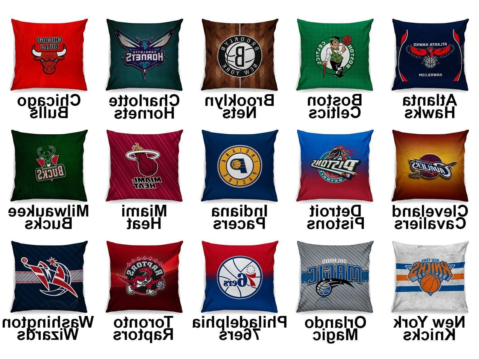 pro basketball eastern team variety logo cotton