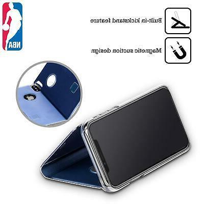 NBA TORONTO BLUE MIRROR CASE COVER APPLE iPHONE