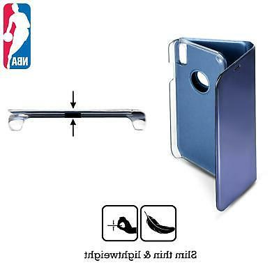 NBA RAPTORS BLUE CASE COVER FOR iPHONE