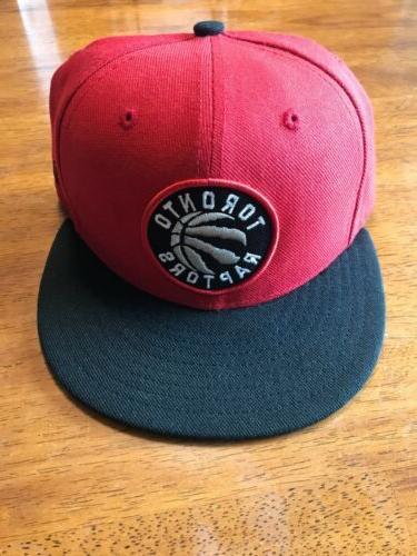 toronto raptors 59fifty nba fitted hat cap