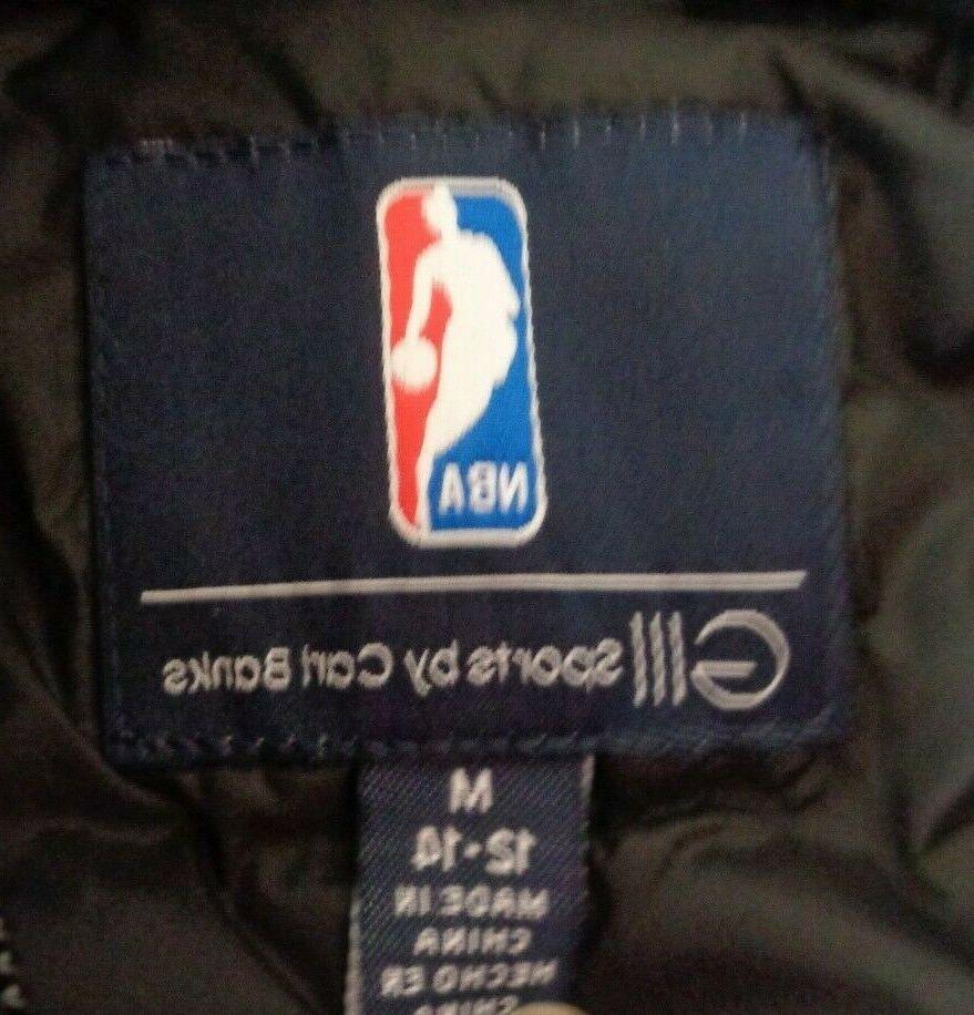 TORONTO RAPTORS G-III Equator Youth MEDIUM Jacket NBA