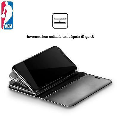 NBA TORONTO RAPTORS BLACK CASE FOR APPLE iPHONE