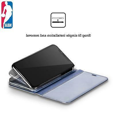 NBA TORONTO RAPTORS BLUE CASE COVER FOR APPLE iPHONE PHONES