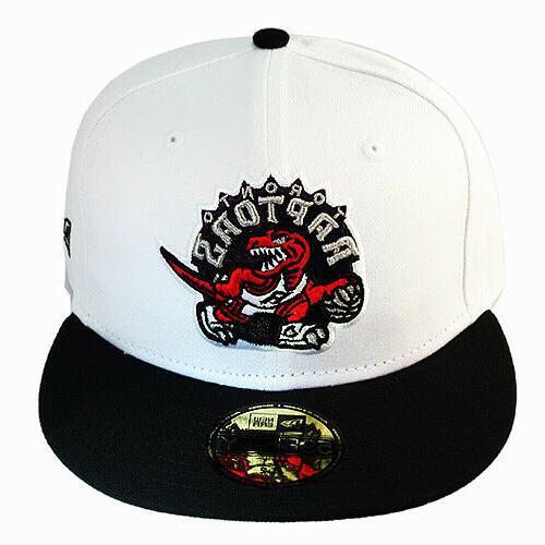 toronto raptors fitted hat front logo hardwood