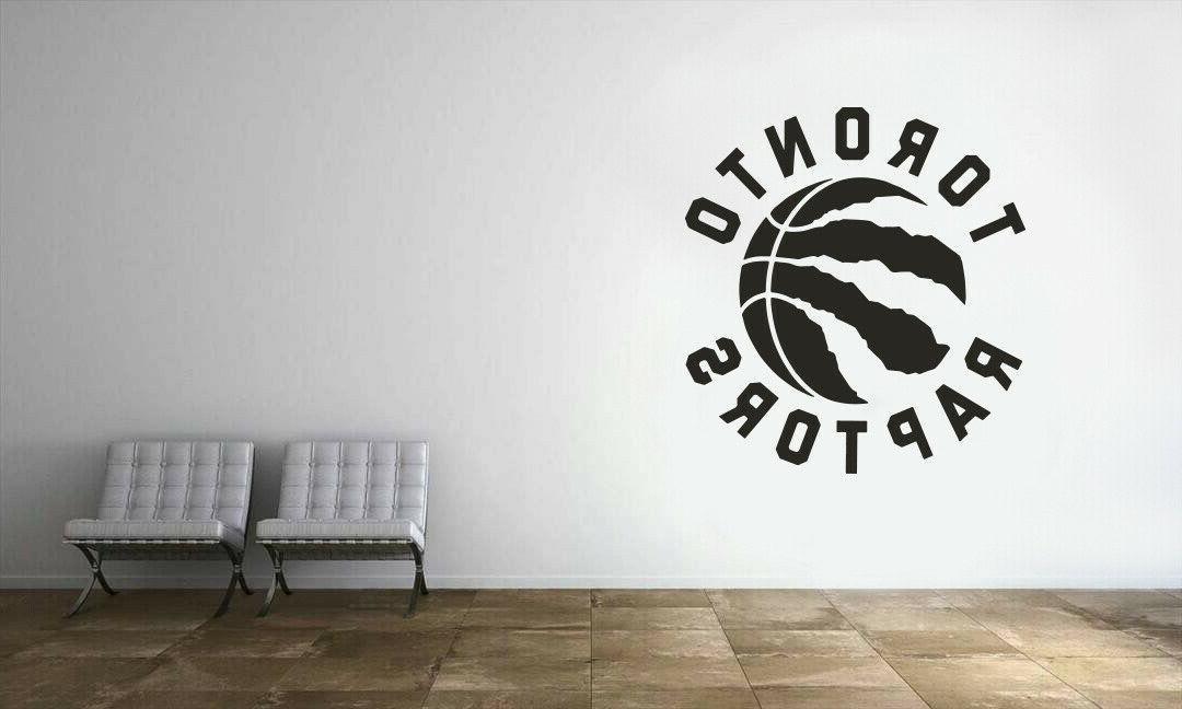 Toronto Raptors Decal Sport