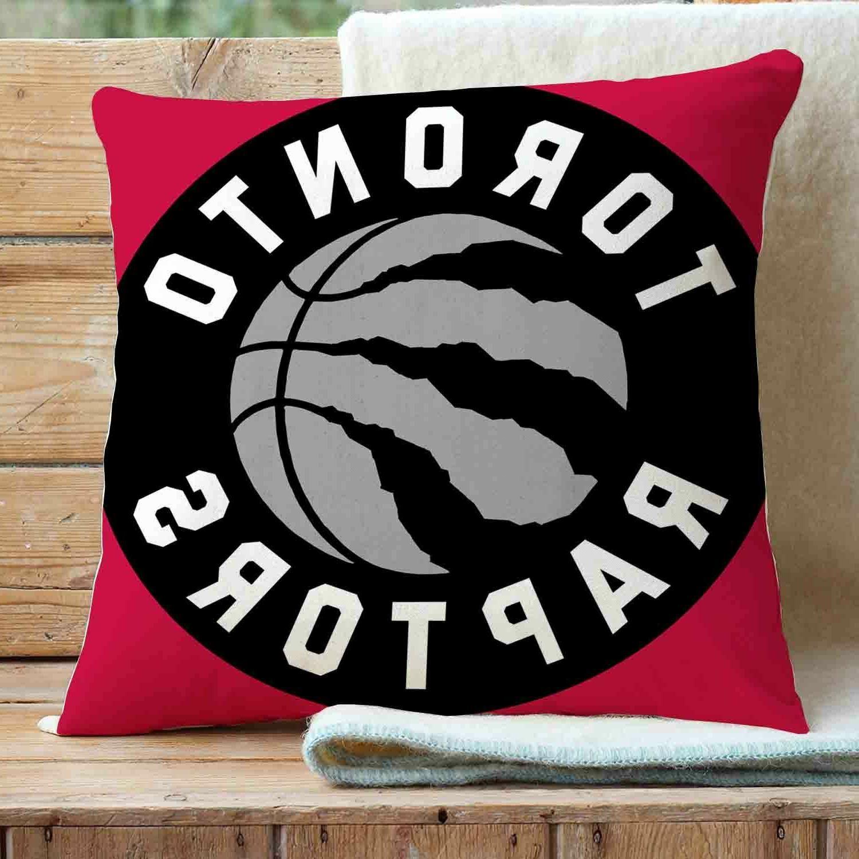 toronto raptors nba custom pillows car sofa