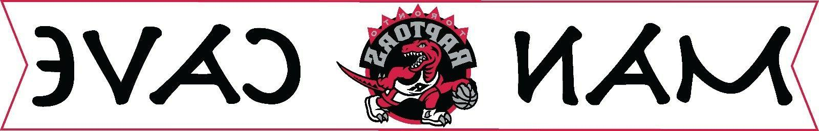 Toronto Raptors Logo Wall CG2453