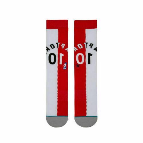 TORONTO RAPTORS Stance Socks Size - Brand New!
