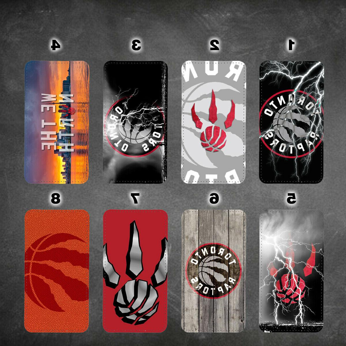 wallet case toronto raptors galaxy note 9