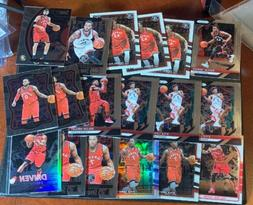 Lot Of 18: TORONTO RAPTORS NBA Finals Single & Insert LOWRY