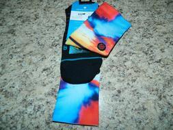 men s fusion blender basketball sock size