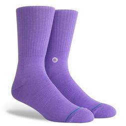 STANCE Men's Icon Classic Crew Socks Size Large - Toronto Ra