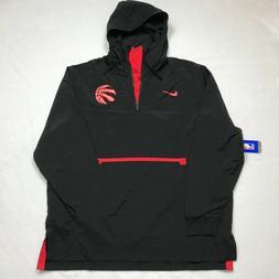 Nike NBA Toronto Raptors Windbreaker Jacket Hoodie Men's S