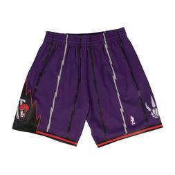 Mitchell & Ness Purple NBA Toronto Raptors 1998-99 Alternate