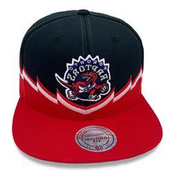 "Mitchell & Ness Toronto Raptors Vintage Snapback Hat Cap ""St"