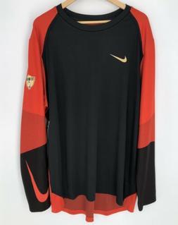 Nike NBA Finals Dri-Fit Shooting Shirt Elite Warm Up XL  Tor