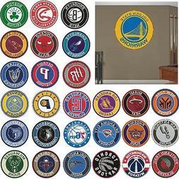 "NBA Teams - 27"" Roundel Area Rug Floor Mat - Wall Decor - Ch"