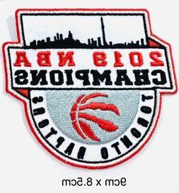 NBA Toronto Raptora Logo Patch sport Embroidery  ,Iron ,Sewi