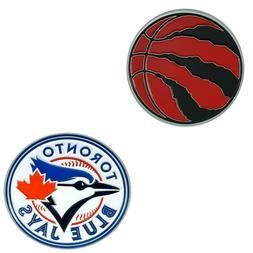 Fanmats NBA Toronto Raptors & Toronto Blue Jays Diecast 3D C