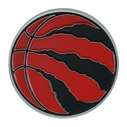 Fanmats NBA Toronto Raptors Diecast 3D Color Emblem Car Truc