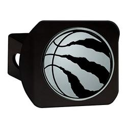 Fanmats NBA Toronto Raptors Hitch Cover - Blackhitch Cover -