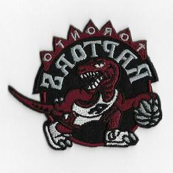 nba toronto raptors iron on patches embroidered