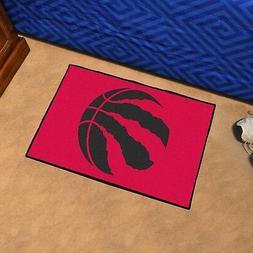 NBA Toronto Raptors Starter Doormat, 1'7 x 2'6