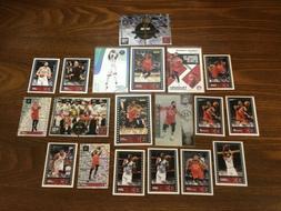 Panini Toronto Raptors Card And Sticker Lot - Siakam Lowry I