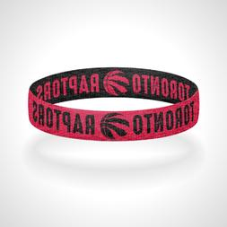 Reversible Toronto Raptors Bracelet Wristband We The North
