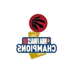 Toronto Raptors 2019 NBA Finals Champions WinCraft Team Colo