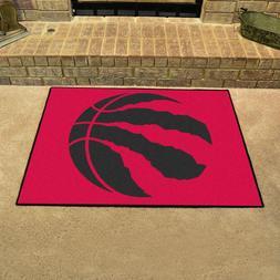 """Toronto Raptors 34"""" x 43"""" All Star Area Rug Floor Mat"""