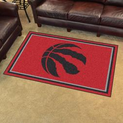 Toronto Raptors 4'x6' NBA Carpet Area Rug