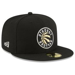 NEW ERA Toronto Raptors 59FIFTY Solid Team Fitted Hat Cap NB