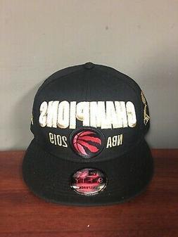 Toronto Raptors New Era 9FIFTY NBA Finals Locker Room Champi